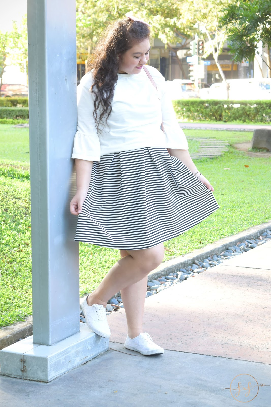 Black & White For Fall | What I Wore