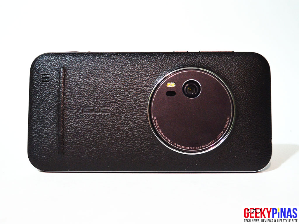 ASUS Zenfone Zoom (ZX551ML) back cover