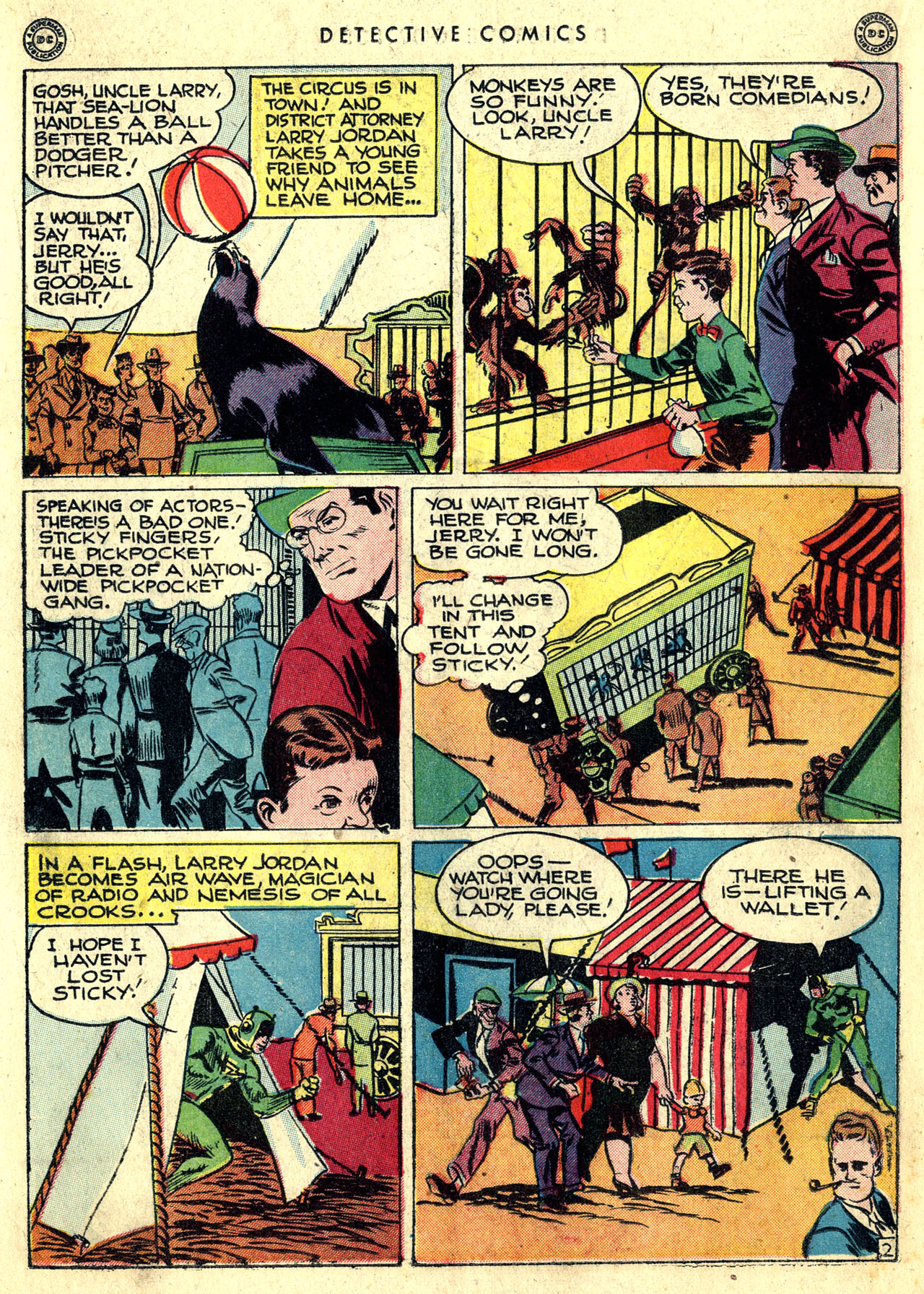 Read online Detective Comics (1937) comic -  Issue #119 - 26