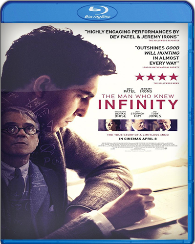 The Man Who Knew Infinity [2015] [BD25] [Subtitulado]