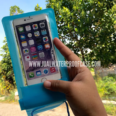 Jual waterproof case HP murah