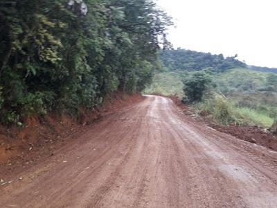 Obras de manutenção de estradas rurais beneficiam 2,5 mil pessoas em Sete Barras