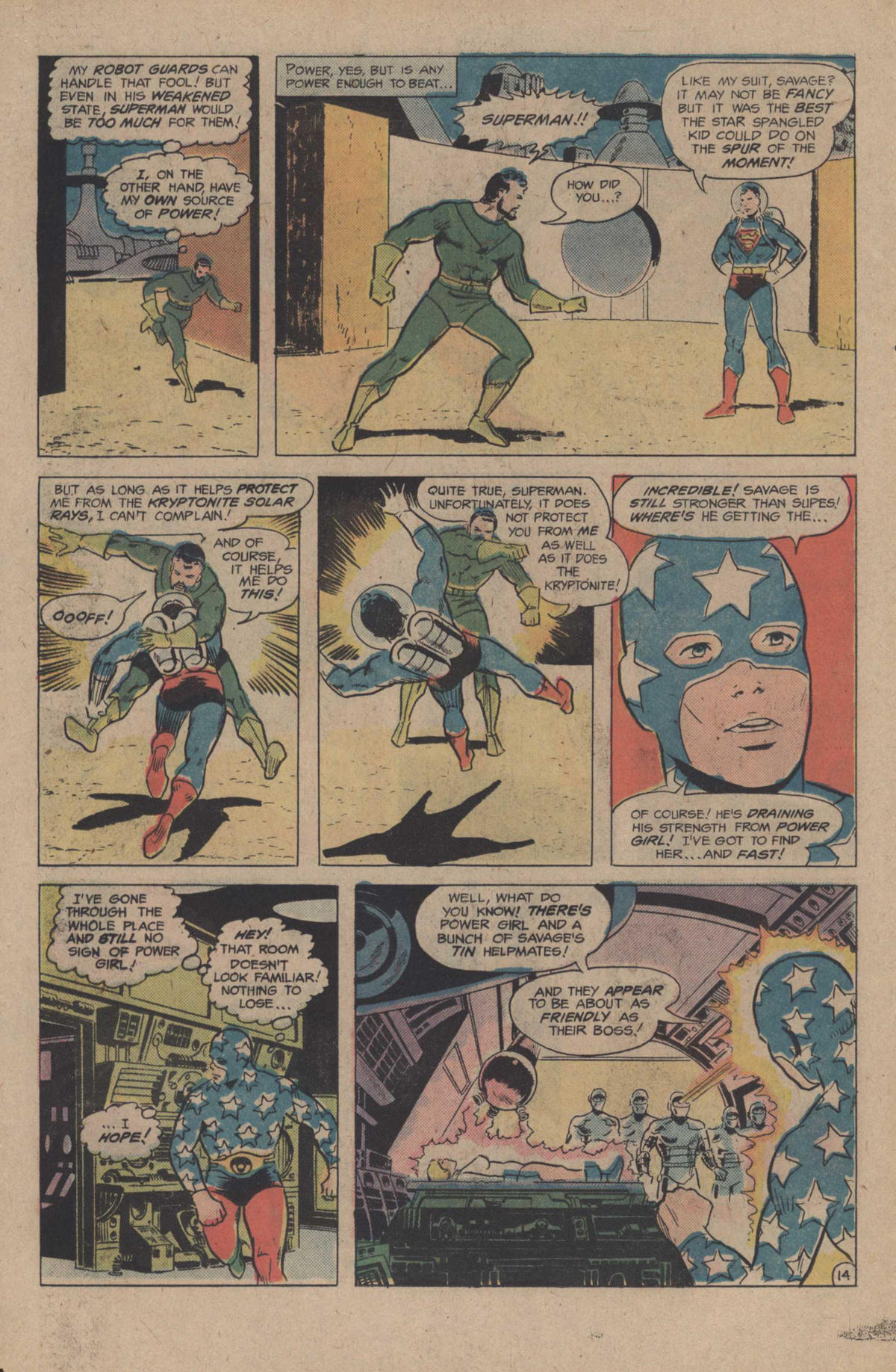 Read online All-Star Comics comic -  Issue #65 - 26