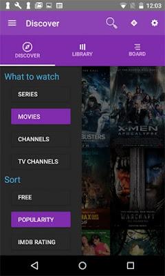 تطبيق لمشاهدة الافلام مترجمة للاندرويد