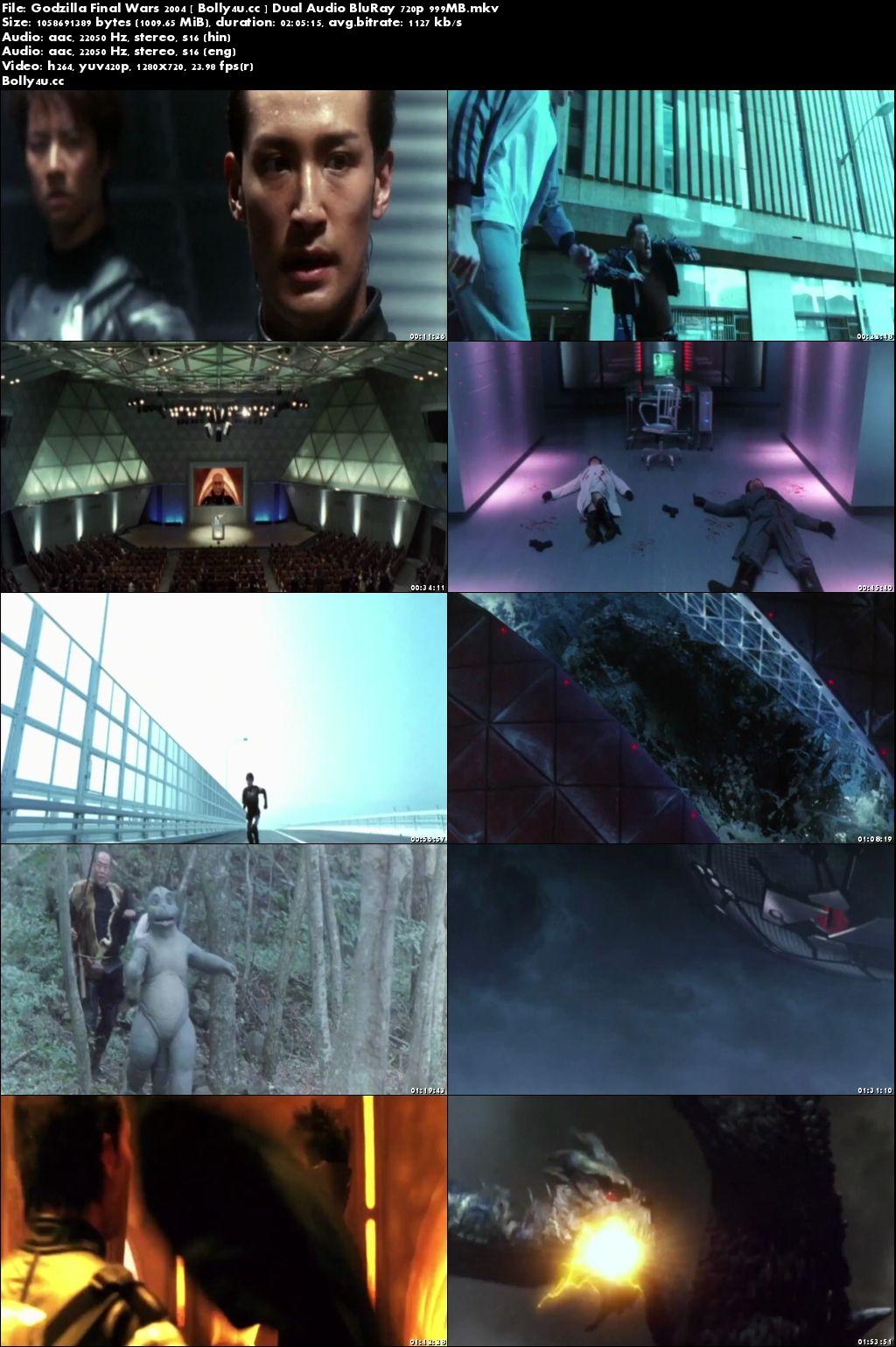 Watch Godzilla Final Wars Online