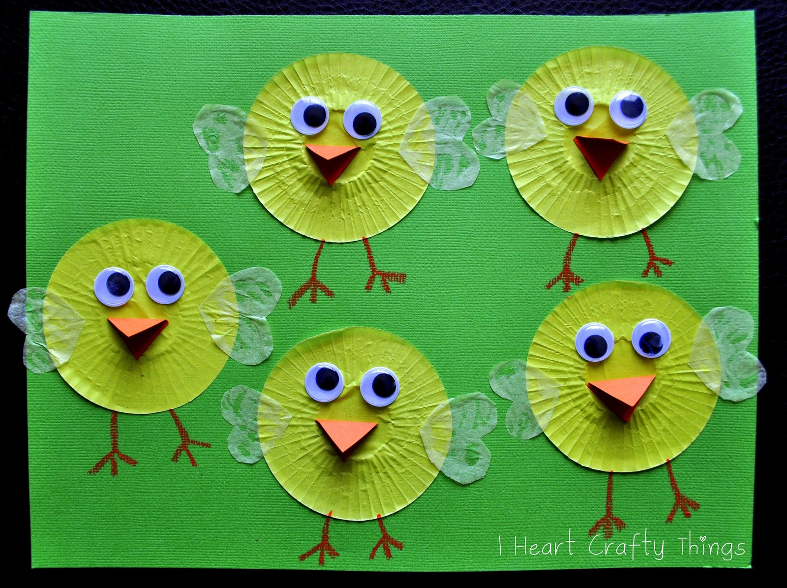 I Heart Crafty Things 15 Baby Animal Days Farm Crafts For Kids