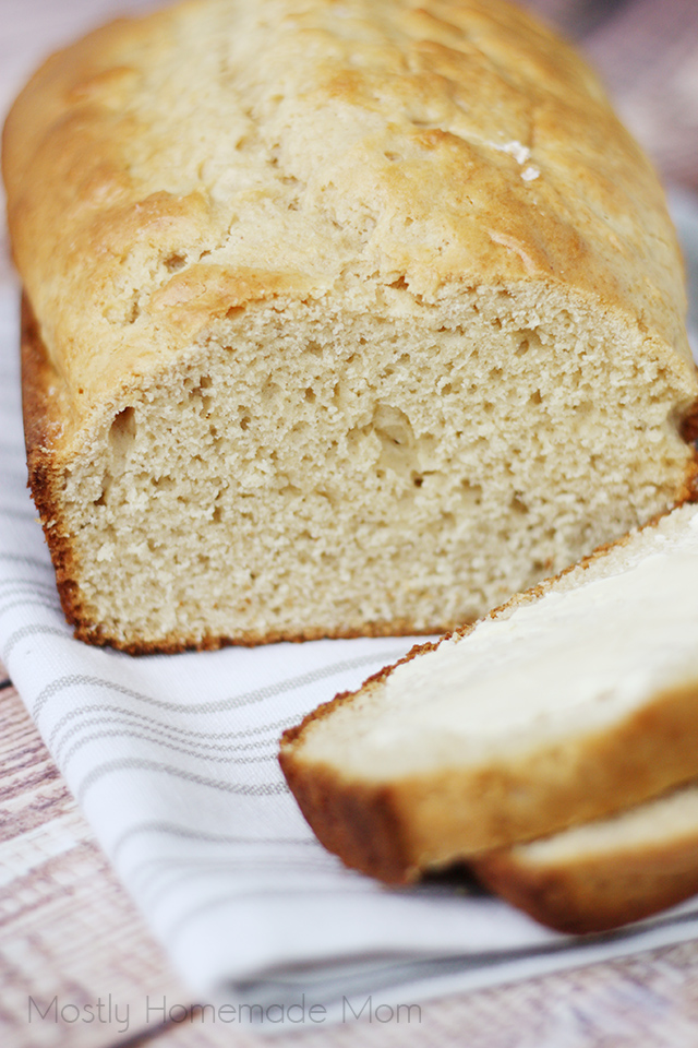 Peanut Butter Bread recipe