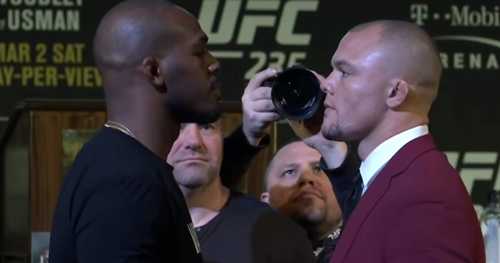 JON JONES VS. ANTHONY SMITH 2