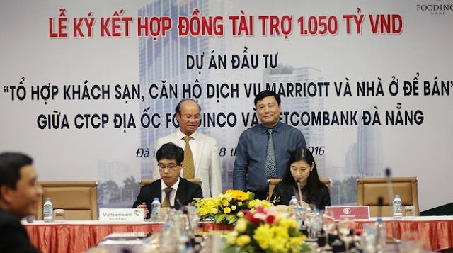 Ngân hàng tài trợ vốn dự án Marriott Đà Nẵng
