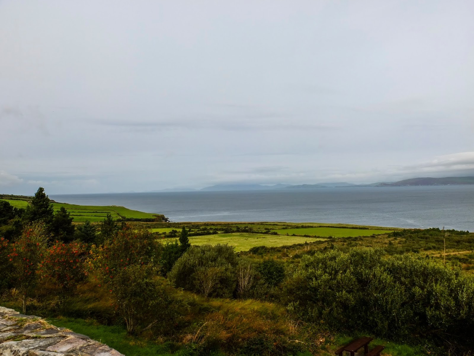 Roadside views on the Iveragh Peninsula, Co.Kerry.