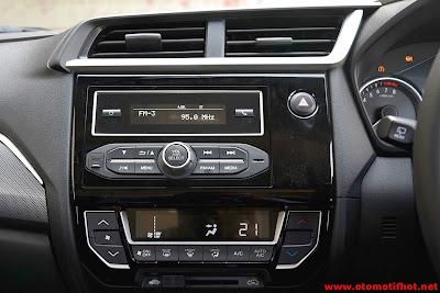 Interior Honda BRV Bagian Dalam