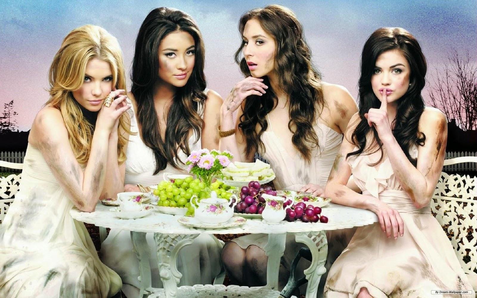 Pretty Little Liars ¡La Serie Mas Vista En el Mundo!: Pretty Little ...