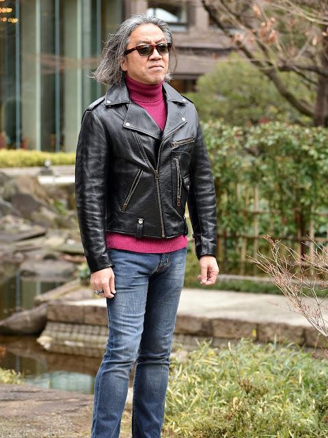 40代のピンク ニット ウェアのコーディネート
