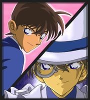 Jimmy Kudo vs. Phantom Thief Kid (Detective Conan)