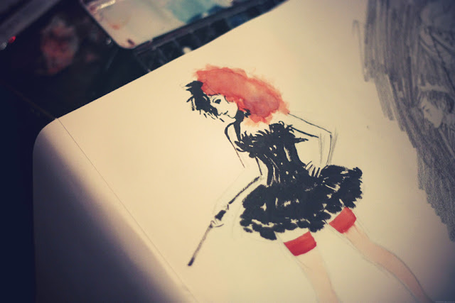 Dr Sketchy's Anti Art School - Cours de dessin Paris