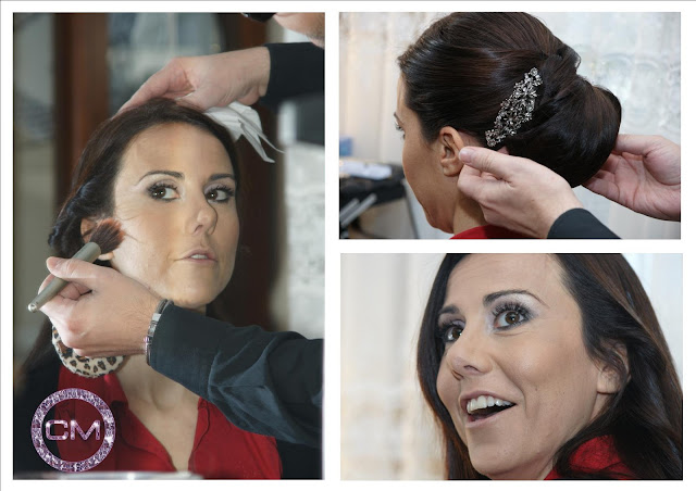 Realizado por los maquilladores profesionales de La Caja de Maquillaje