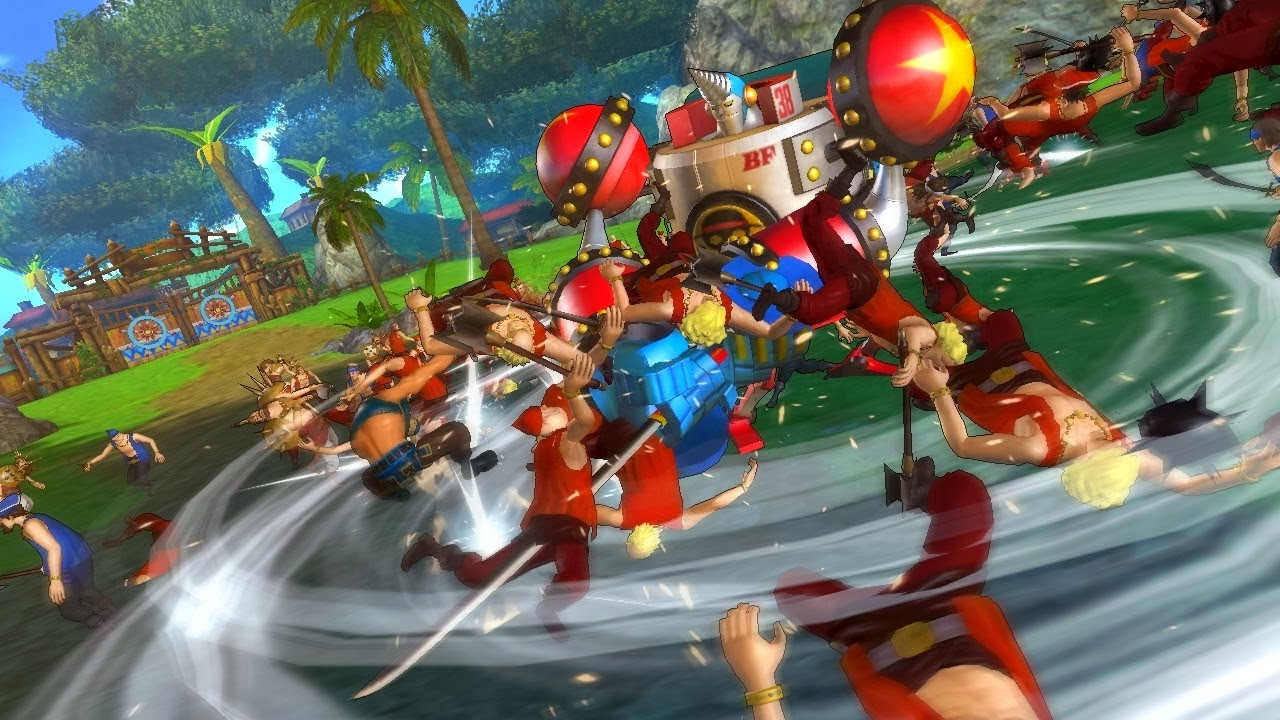 Free Download One Piece Pirate Warriors Full Version PC ...