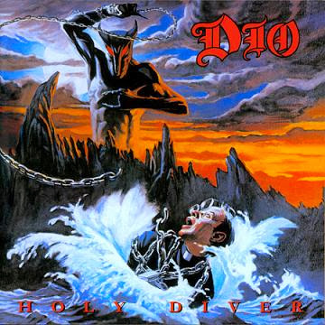 Ronnie James Dio Holy Diver 1983