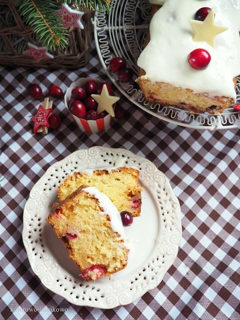 wilgotne ciasto ucierane