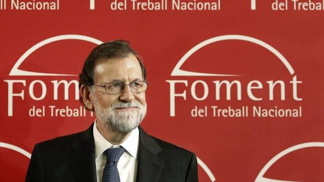 Rajoy promete diálogo 'con todos' tras las elecciones en Cataluña