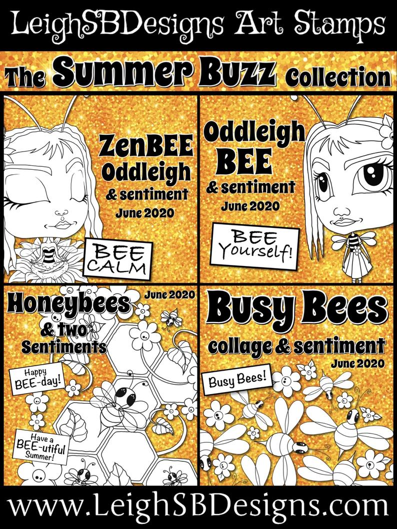 🐝 Summer Buzz Collection 🐝