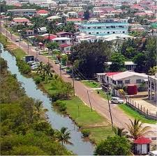 Belmopan, a capital do Belize