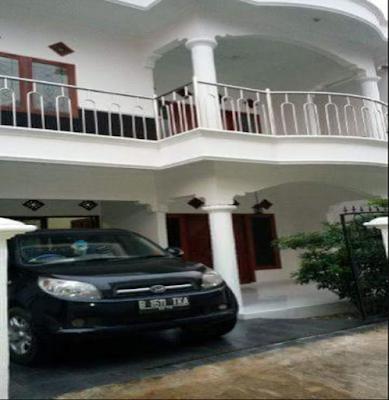 Rumah Mewah 2 Lantai di Ciracas jakarta timur