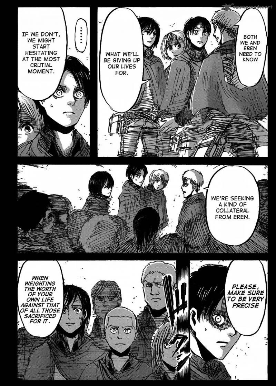 Shingeki no Kyojin Ch 19: Eyes Not Seen Before