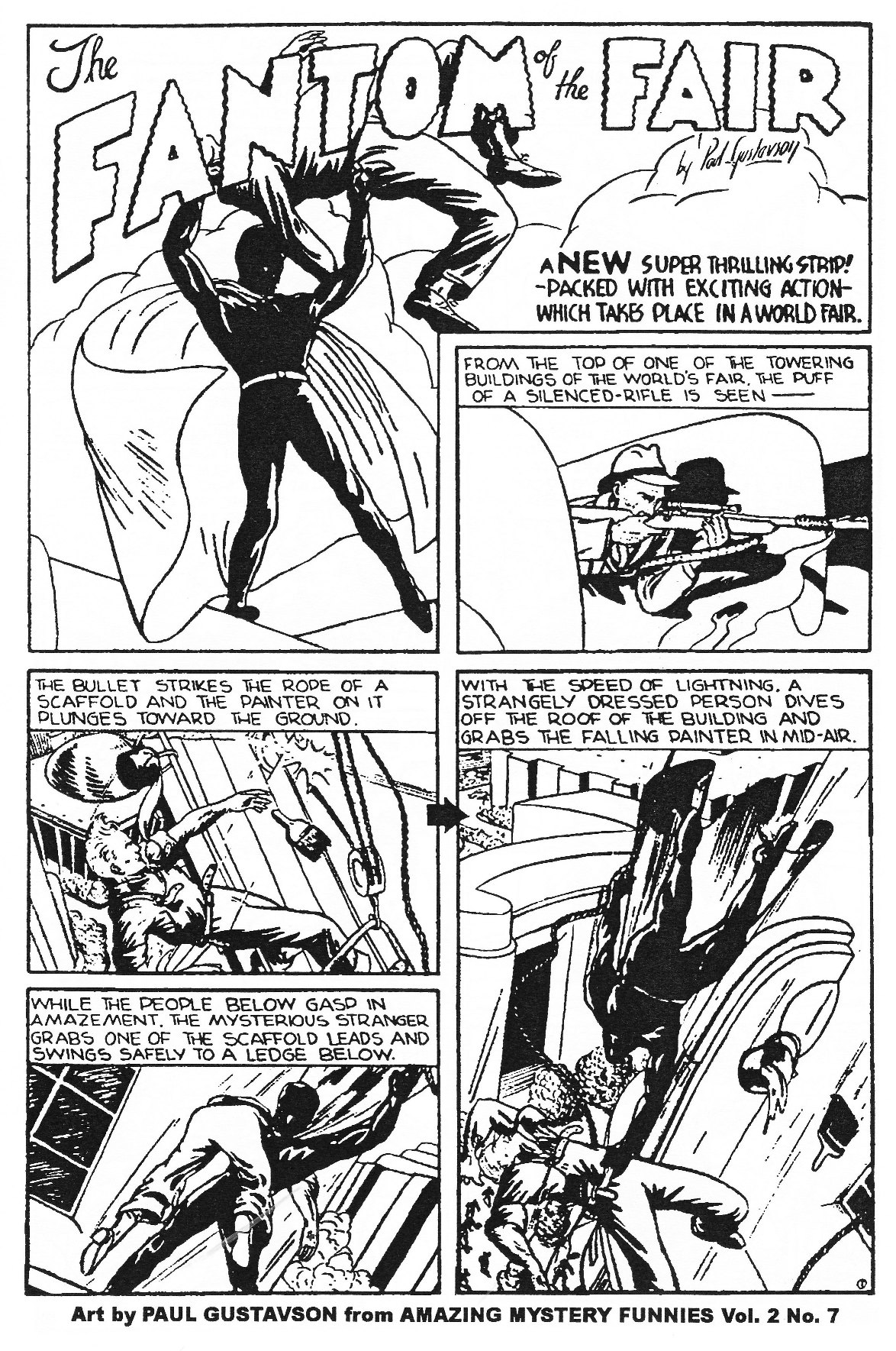 Read online Men of Mystery Comics comic -  Issue #83 - 5