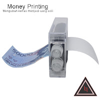 Jual Alat sulap Money Printing