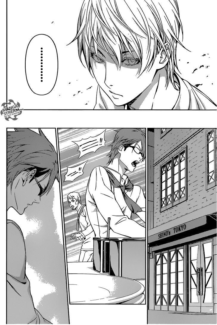 Shokugeki no Soma - Chapter 210
