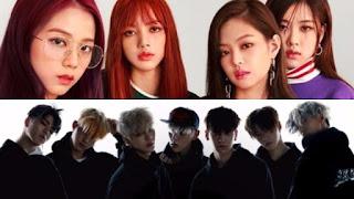 YG entertainment artists