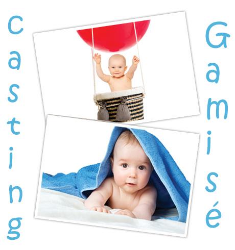 Casting para bebes. Casting bebés Argentina.