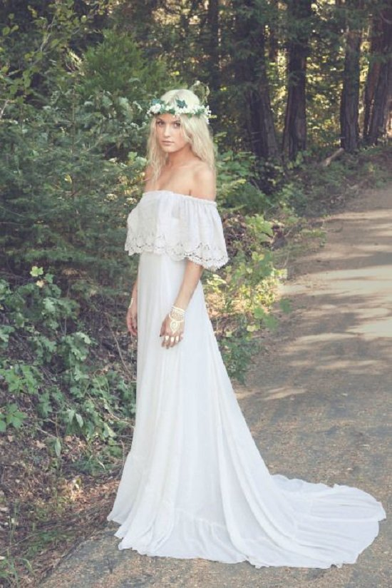 The Perfect Wedding Dress on a Budget