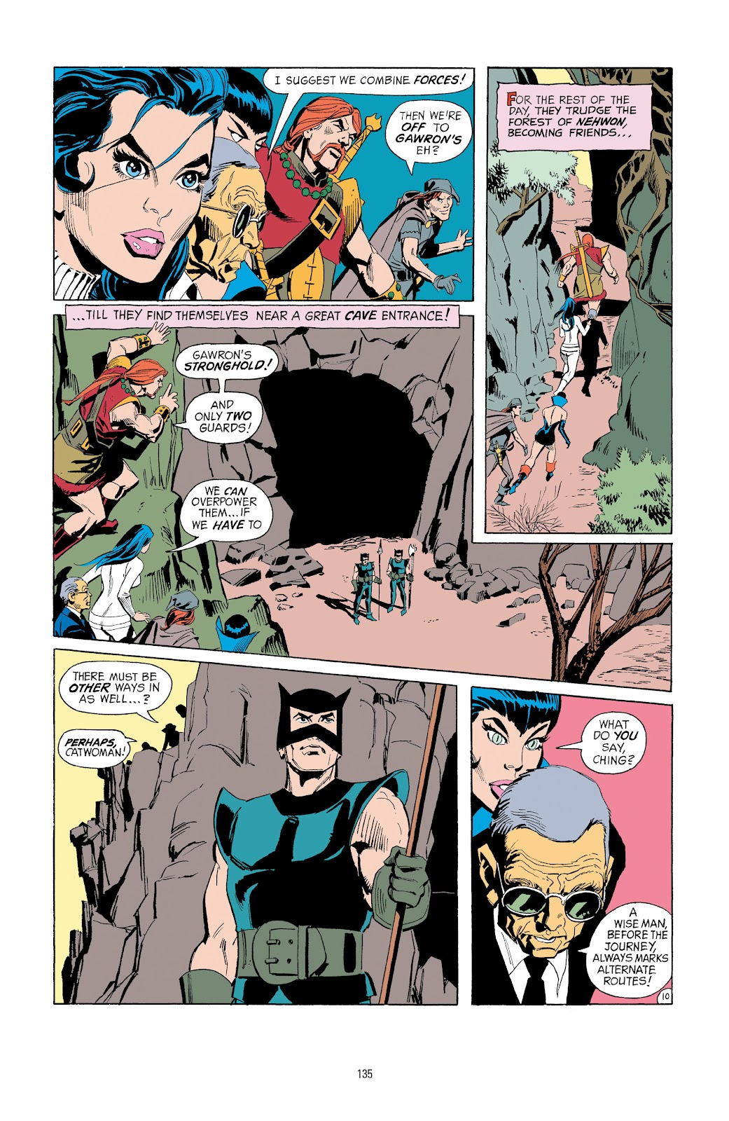 Read online Catwoman: A Celebration of 75 Years comic -  Issue # TPB (Part 2) - 36