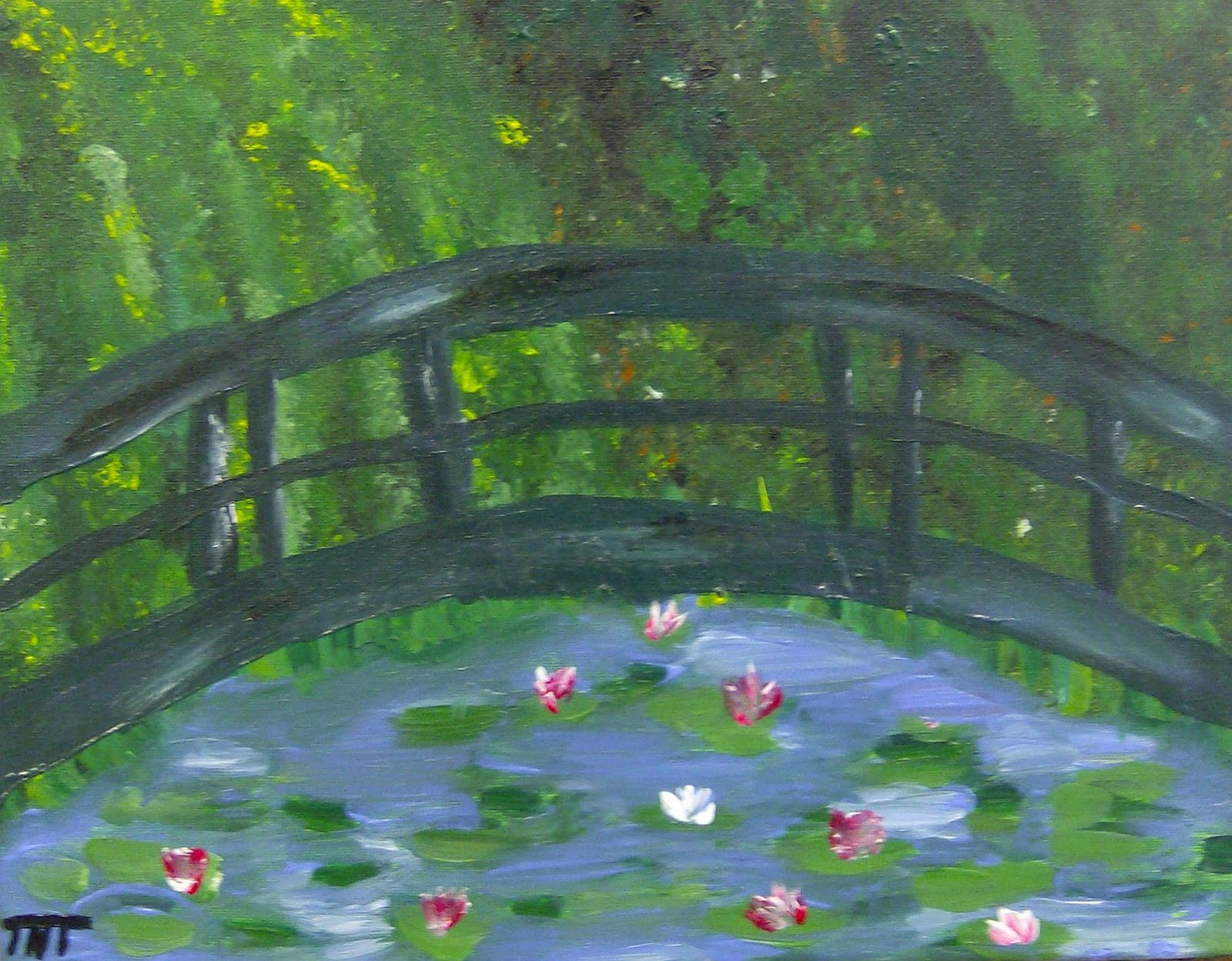 One Of Monet S Favorite Subjects To Paint Were