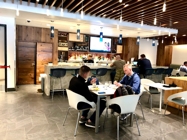 The Centurion Lounge in DFW Dallas Fort Worth gets a Well-Deserved Expansion and Face Lift
