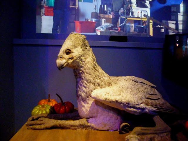 Buckbeak warner bros studios