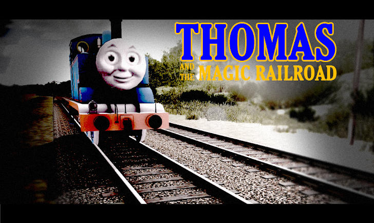 Roblox Thomas And The Magic Railway - roblox thomas and friends trains