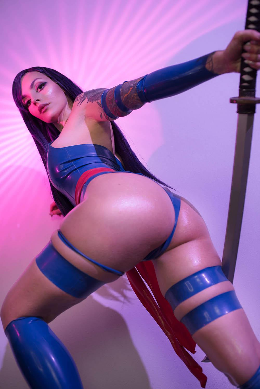 katyuska moonfox sexy psylocke cosplay 01