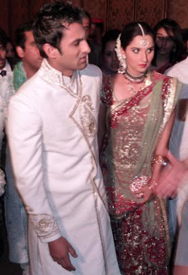 Sania-Mirza-and-Shoaib-Malik-Sialkot-reception