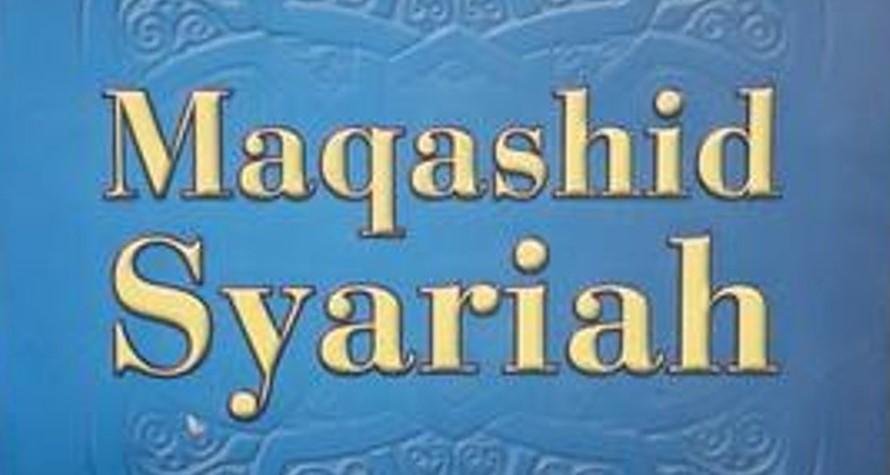Pengertian Maqasid al-Syariah