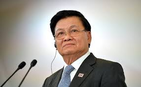 The Prime Minister of Laos