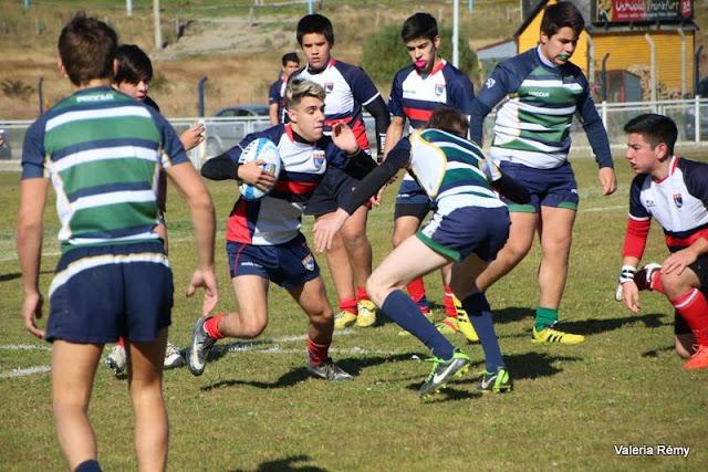 Ushuaia Rugby Club se consagró en M17 y viajará a Comodoro