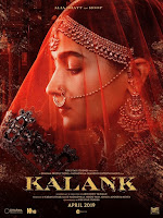 Kalank First Look Poster 5