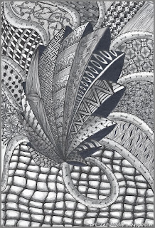 zendoodle sydney phicop zentangle