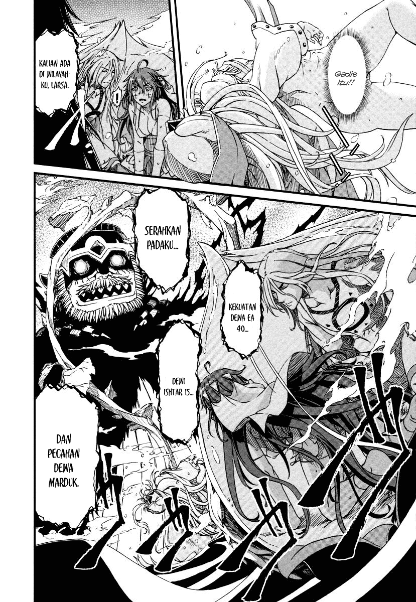 Baca Komik Shihou Sekai no Ou Chapter 25 Komik Station