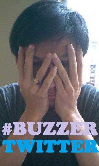Seorang Buzzer Twitter