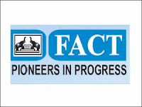 Fertilisers and Chemicals Travancore, FACT, Kerala, 10th, ITI, Technician, Trade Apprentice, Apprentice, freejobalert, Latest Jobs, Fact logo