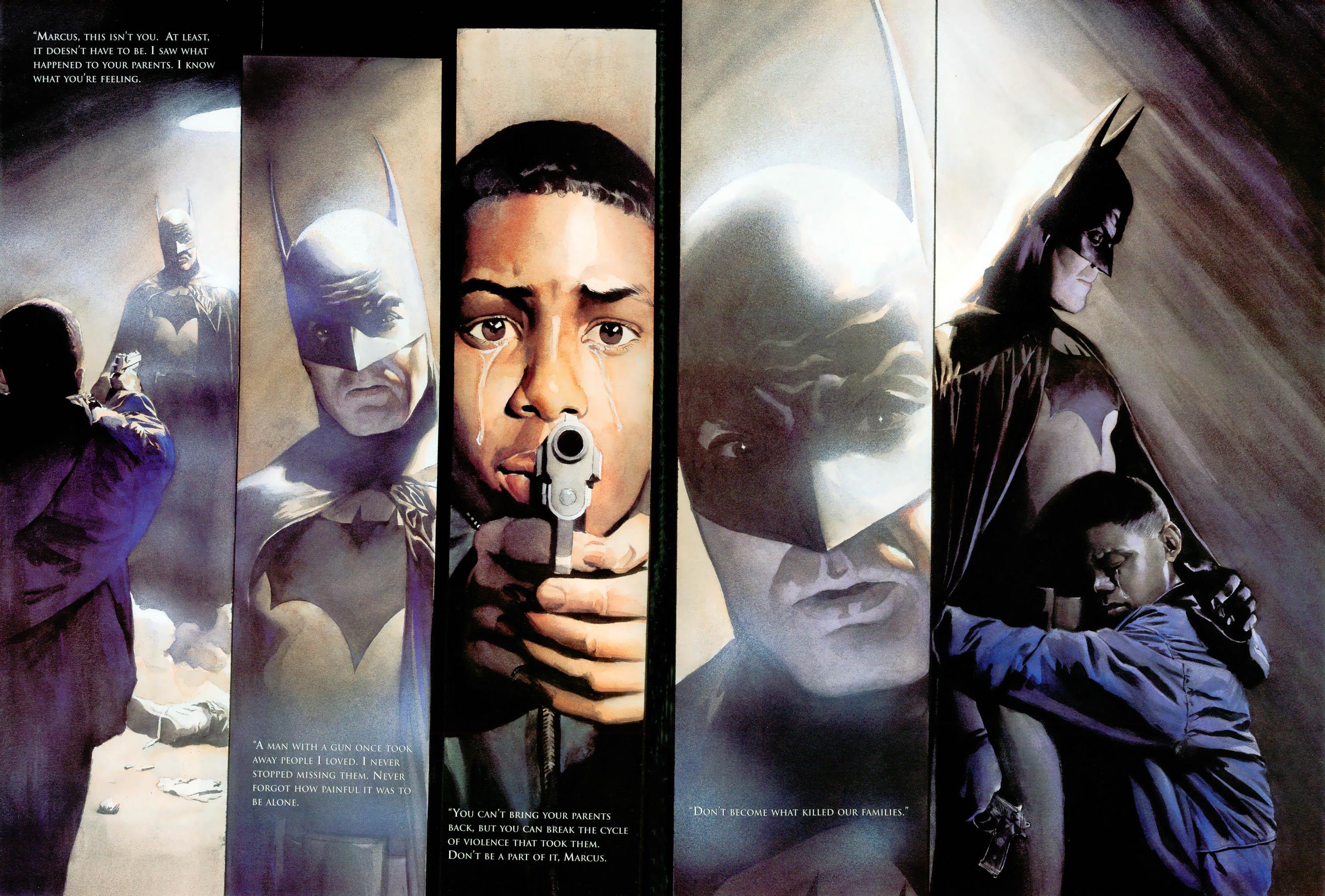 Psychology of Bruce Wayne RCO081
